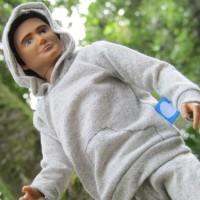 Tenue pour Lammily : Jogging gris