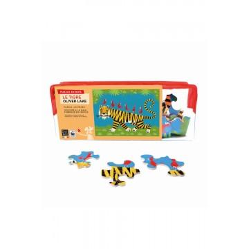 """Puzzle """"Le Tigre"""""""