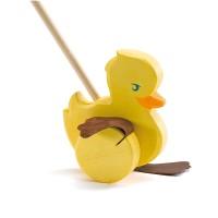 Canard à pousser