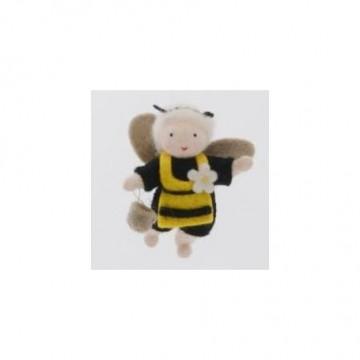 Enfant abeille noire