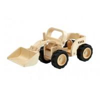 Bulldozer Edition collector Plan Toys