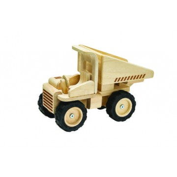 Camion benne Edition collector Plan Toys