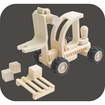 Chariot élévateur Edition collector Plan Toys