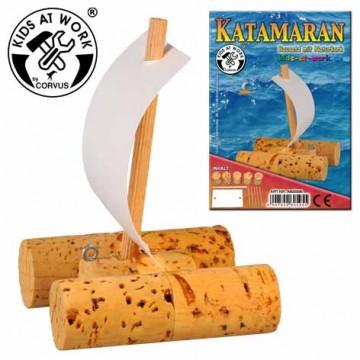 Kit de bricolage : catamaran