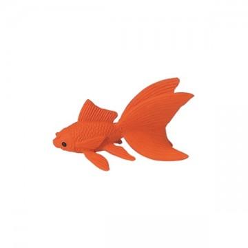 Poisson rouge figurines l 39 unit safari ltd for Nom poisson rouge