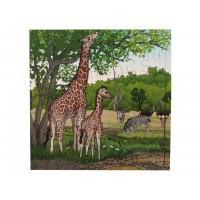 """Puzzle """"girafes"""""""