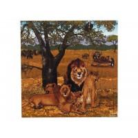 """Puzzle """"lions"""""""
