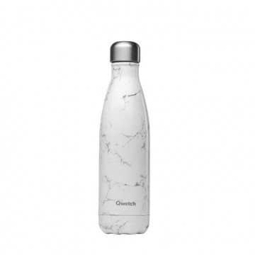 """Gourde isotherme """"marbre"""" 500 ml"""