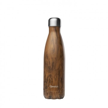 "Gourde isotherme ""bois"" 500 ml"