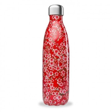 """Gourde isotherme """"Fleurs"""" 750 ml"""