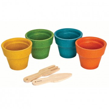 Kit pour plantations Plan Toys
