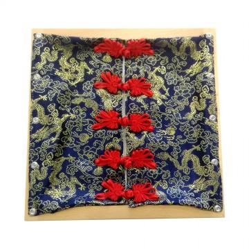 Cadre d'habillage boutonnière chinoise