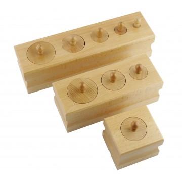 Mes premiers blocs de cylindres