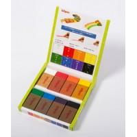 Blocs Kitpas : 8 couleurs