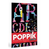 Poster Géant + 1600 stickers : 6-12 ans Alphabet