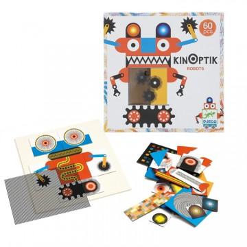 Kinoptik-Robot-60 pièces