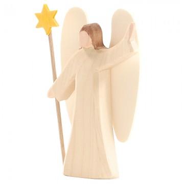 petite figurine : Ange à l'étoile