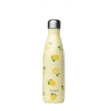 """Gourde isotherme """"citron"""" 500 ml"""