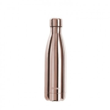 """Gourde isotherme """"rose gold"""" 500 ml"""