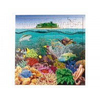 """Puzzle """"récif de corail"""""""