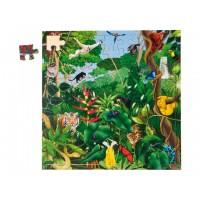 """Puzzle """"forêt tropicale"""""""