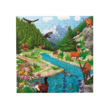 """Puzzle """"rivière"""""""
