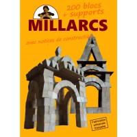 Blocs Millarcs - 200 pièces