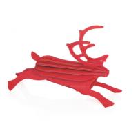 Grand renne rouge