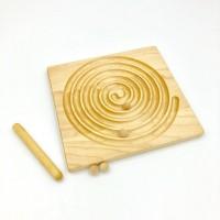 Plateau de tracé : spirale