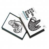 """""""Art cards"""" pour bébés-collection forêt tropicale"""