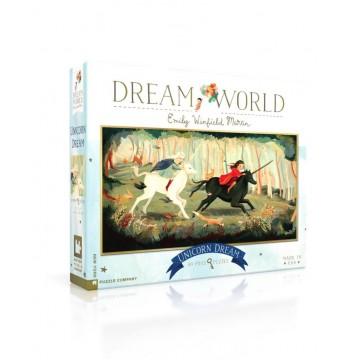 """Puzzle """"Unicorn dream"""" - New york puzzle company"""