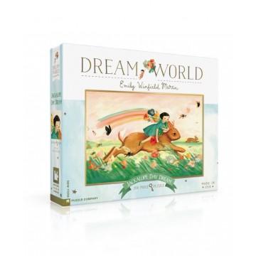 "Puzzle ""Jackalope day dream"" - New york puzzle company"