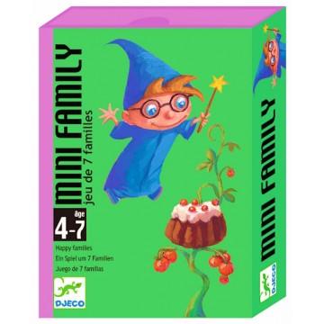 Jeu de cartes : Mini family
