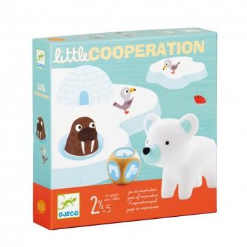 Jeu coopératif : Little coopération