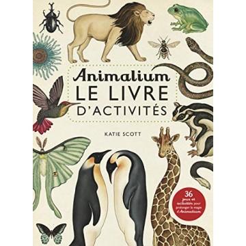 Animalium : livre d'activités