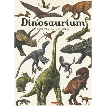 Dinosaurium de Chris Wormell et Lily Murray