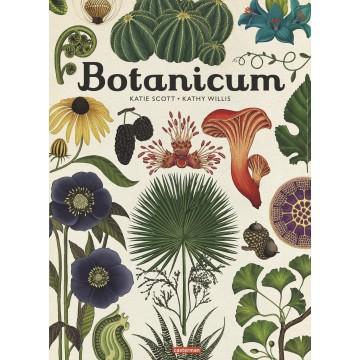 Botanicum de Katie Scott et Kathy Willis