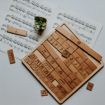 Barres musicales