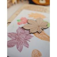"""Puzzle """"feuilles et fruits"""""""