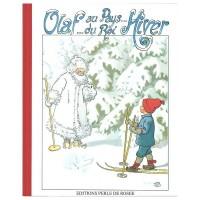 Olaf au Pays du Roi Hiver d'Elsa Beskow