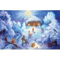 """Calendrier de l'Avent """"La nuit de Noël"""""""