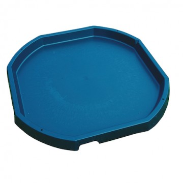 Bac d'exploration - Tuff tray bleu