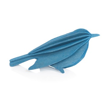 Oiseau bleu - grand modèle