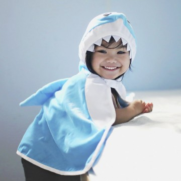 Cape requin 2-4 ans