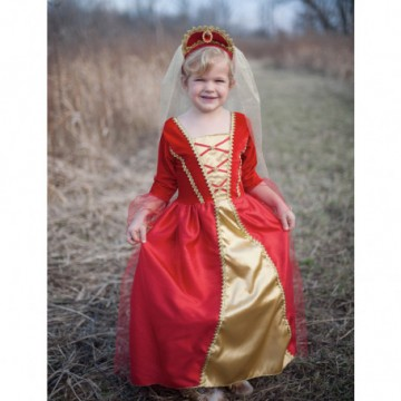 Robe royale rouge