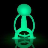 "Oogi - grande figurine ""glow in the dark"""