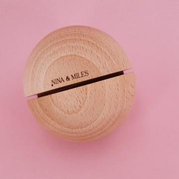 Boule sonore - petit modèle - Nina & Miles