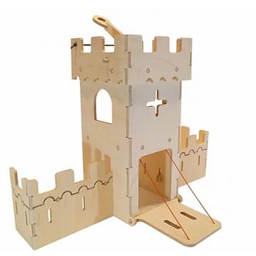Le château de Plywood