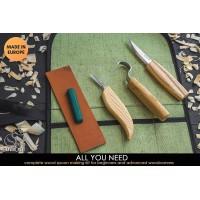 Kit complet Beavercraft : sculpter une cuillère