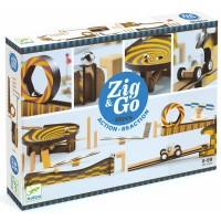 Circuit cause à effet : Zig and Go ! 45 pièces